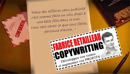 Fabrice Retailleau Concepteur Redacteur